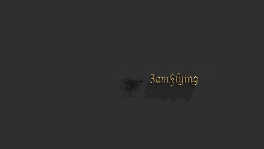 I am Flying (My UAV) wallpaper