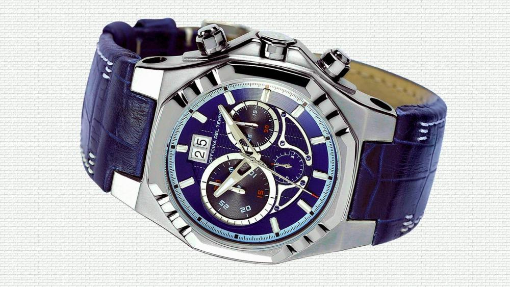 Officina del Tempo Chrono Watch Limited Edition wallpaper