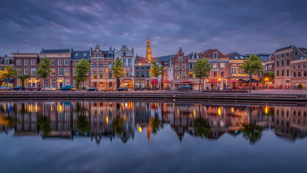 Haarlem, Netherlands wallpaper