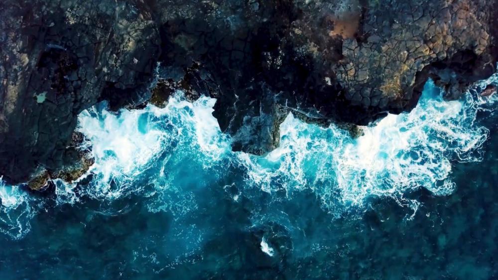 Beautiful Ocean View wallpaper