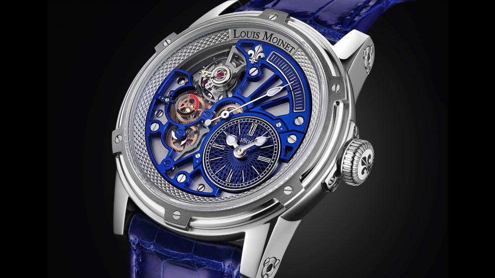 Louis Moinet Watches Complication wallpaper