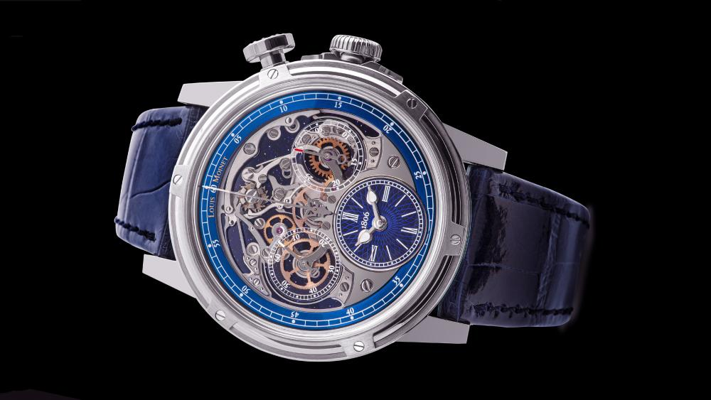 Louis Moinet MEMORIS ONLY WATCH Limited Edition wallpaper