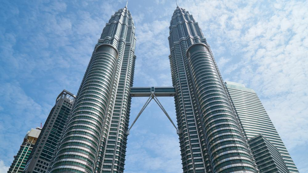 The Petronas Towers wallpaper