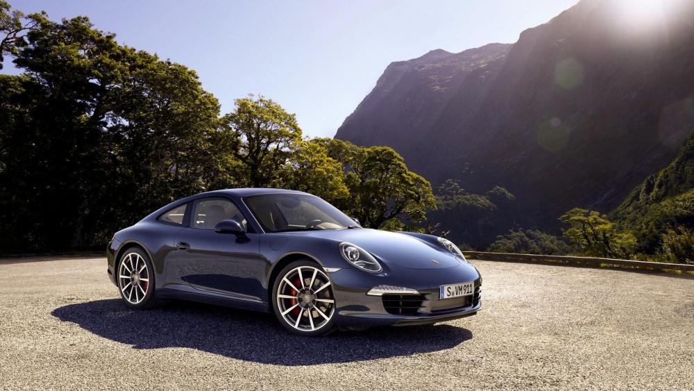 Porsche 911 Carrera S wallpaper