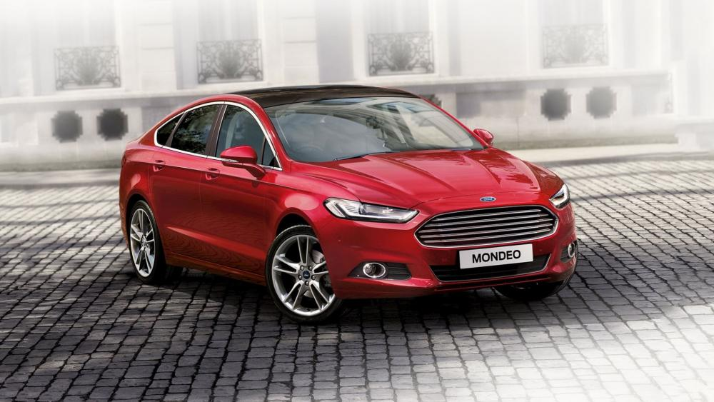 Ford Mondeo wallpaper