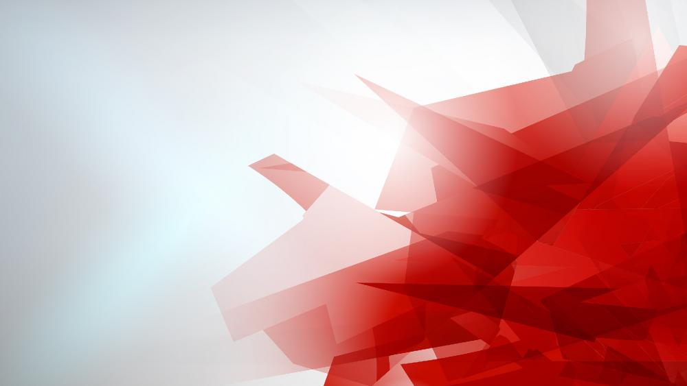 Red And White Abstract wallpaper
