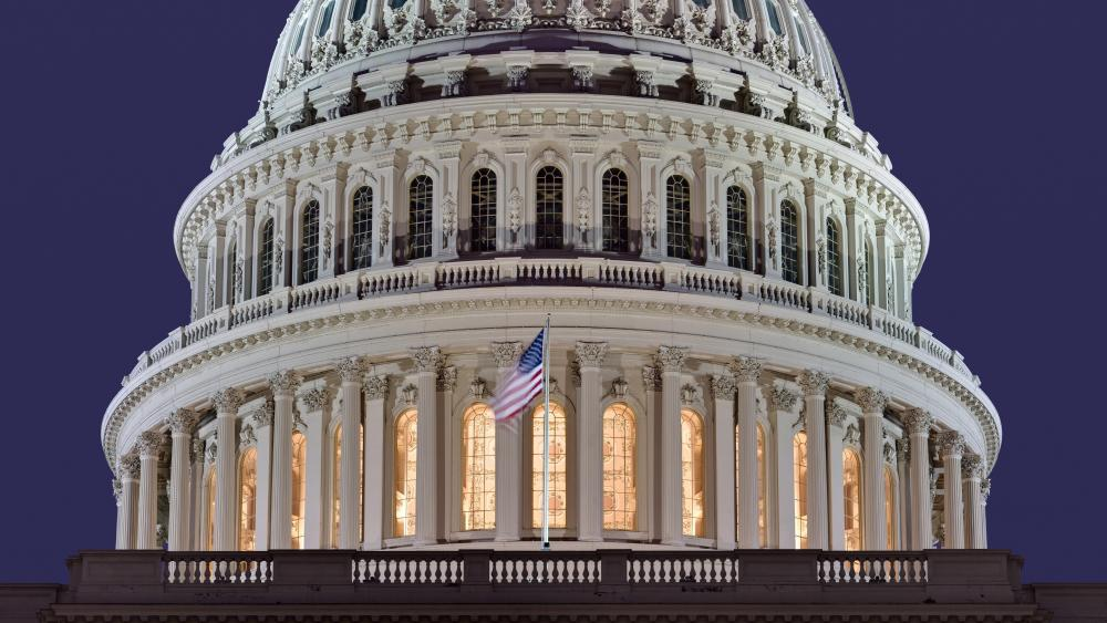 Dome of the United States Capitol wallpaper