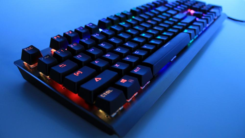 Motospeed CK108 Mechanical Gaming Keyboard wallpaper