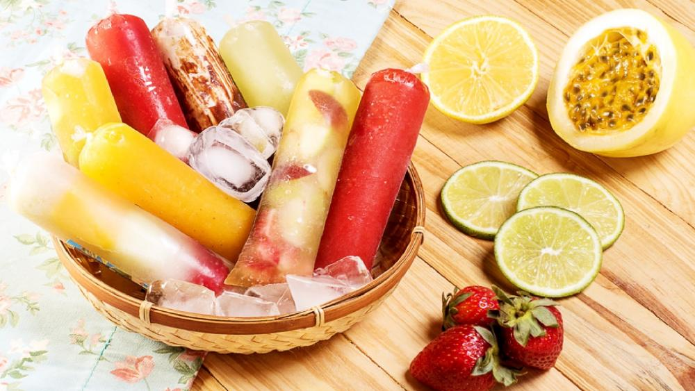sabores gelados wallpaper