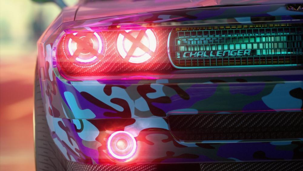 Dodge Challenger SRT8 wallpaper