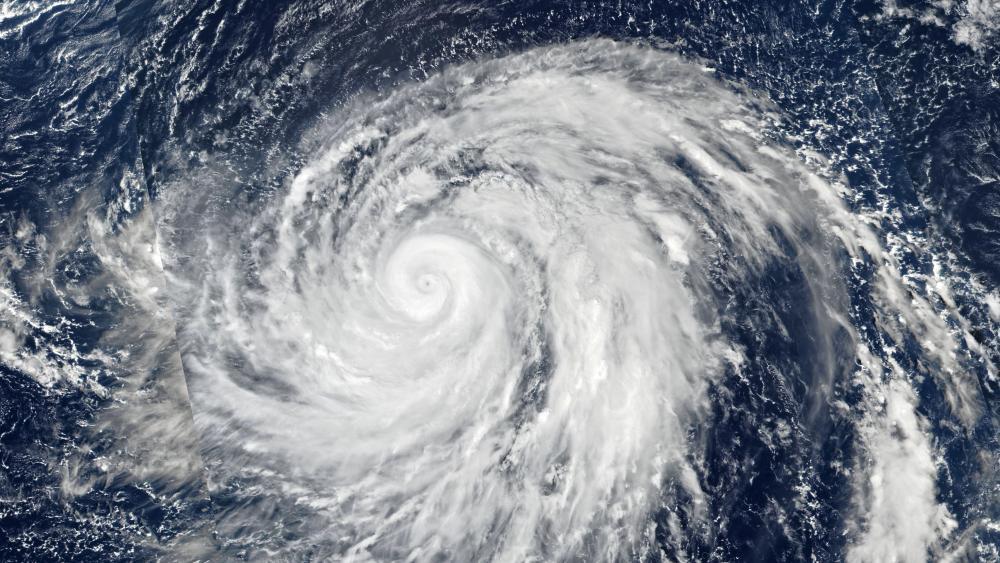Super Typhoon Hagibis wallpaper