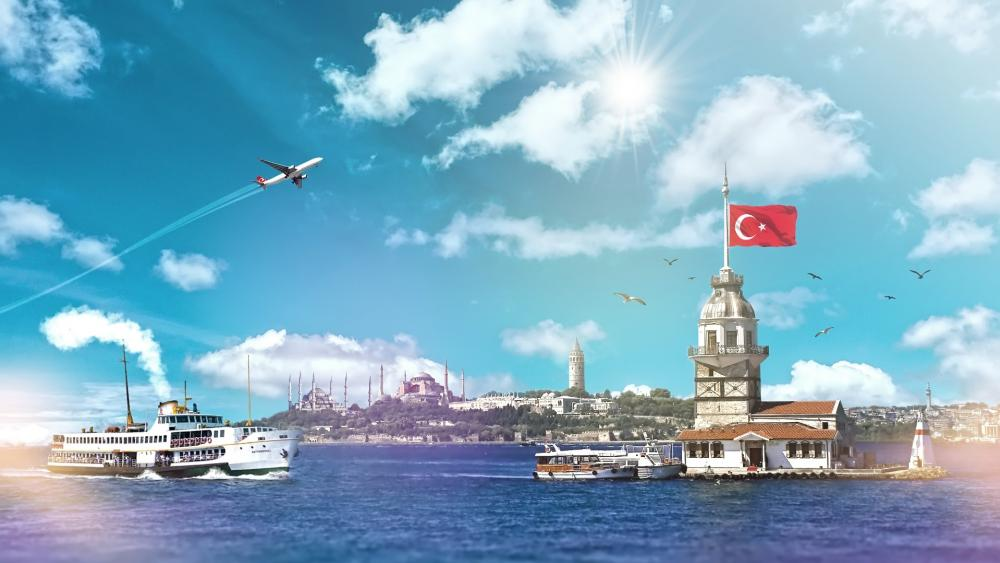 Welcome to istanbul wallpaper