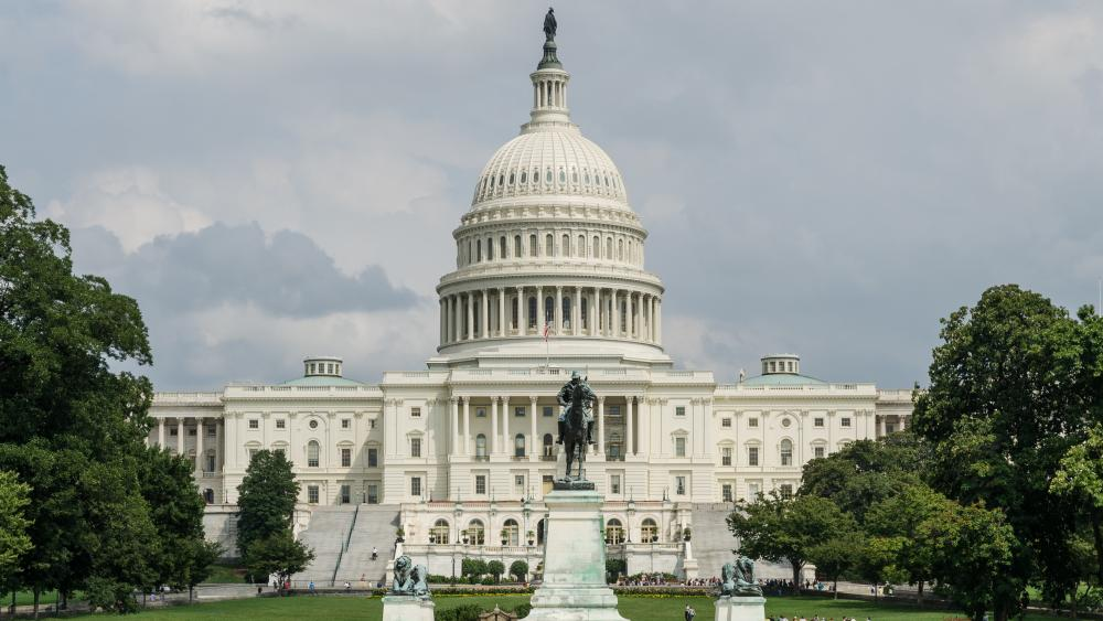 United States Capitol in D.C. wallpaper