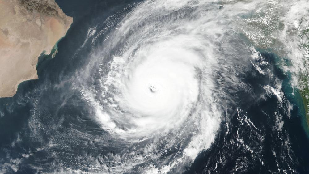 Super Cyclonic Storm Kyarr wallpaper