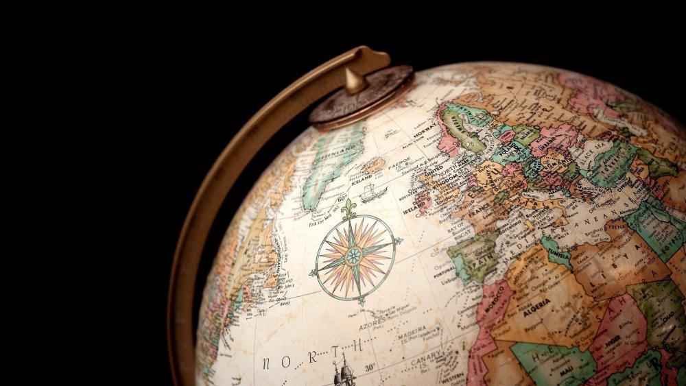 Globe wallpaper