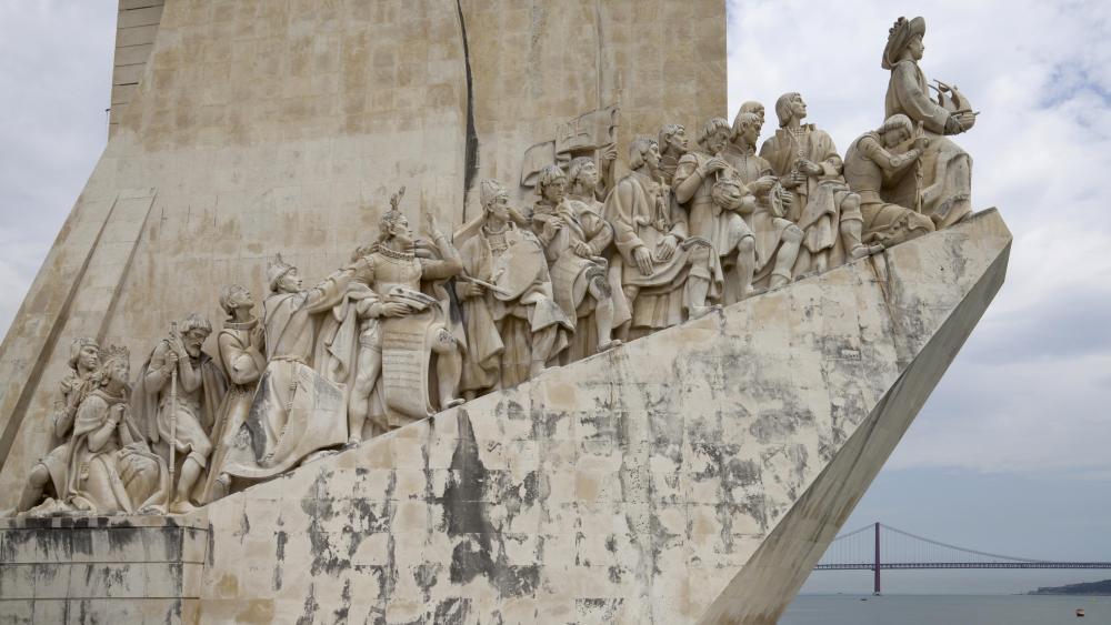 Padrão dos Descobrimentos (Monument of the Discoveries) wallpaper