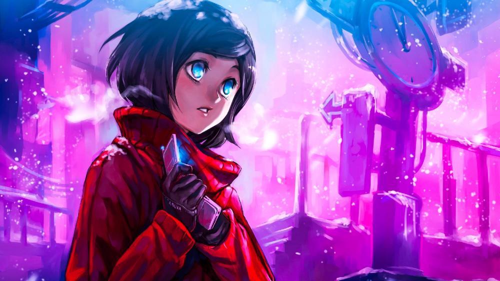 Hope Like Snow wallpaper