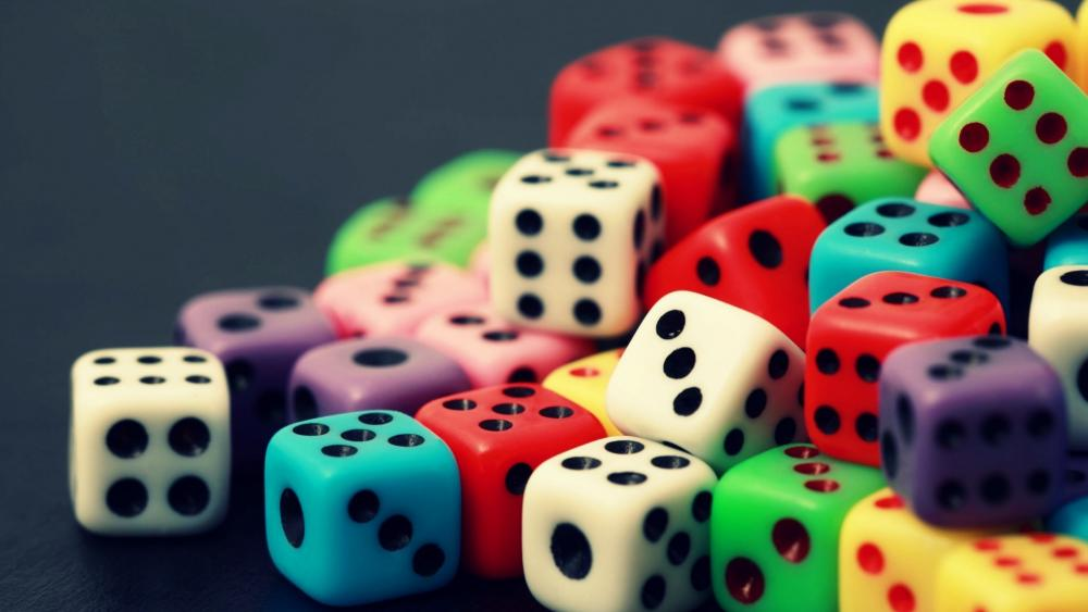 dices wallpaper