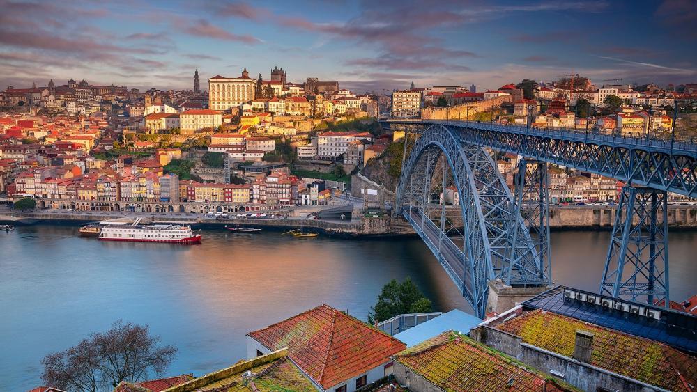 Porto, Portugal wallpaper