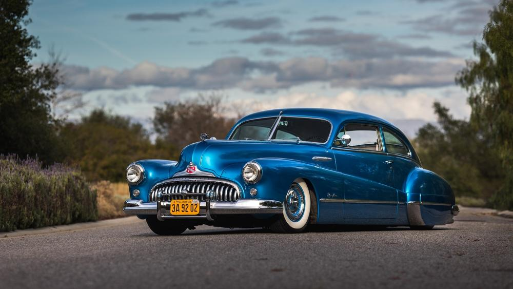 Buick Roadmaster Sedanet wallpaper