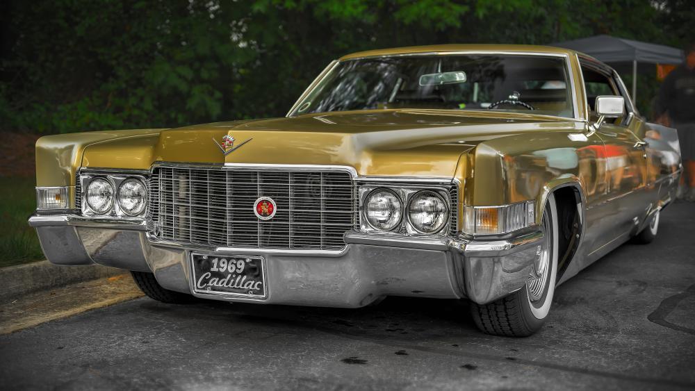1969 Cadillac wallpaper