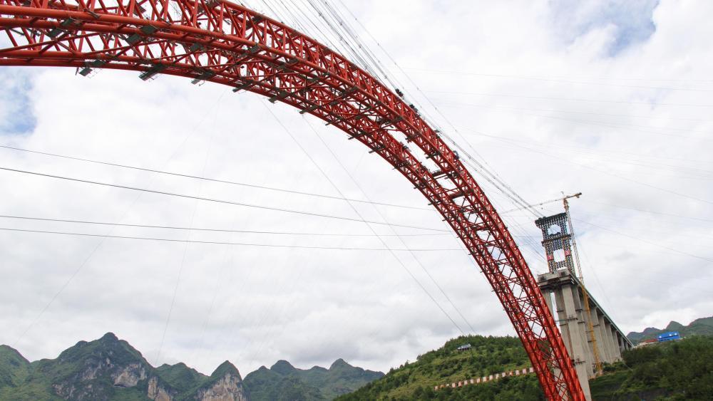 Daxiaojing Bridge wallpaper