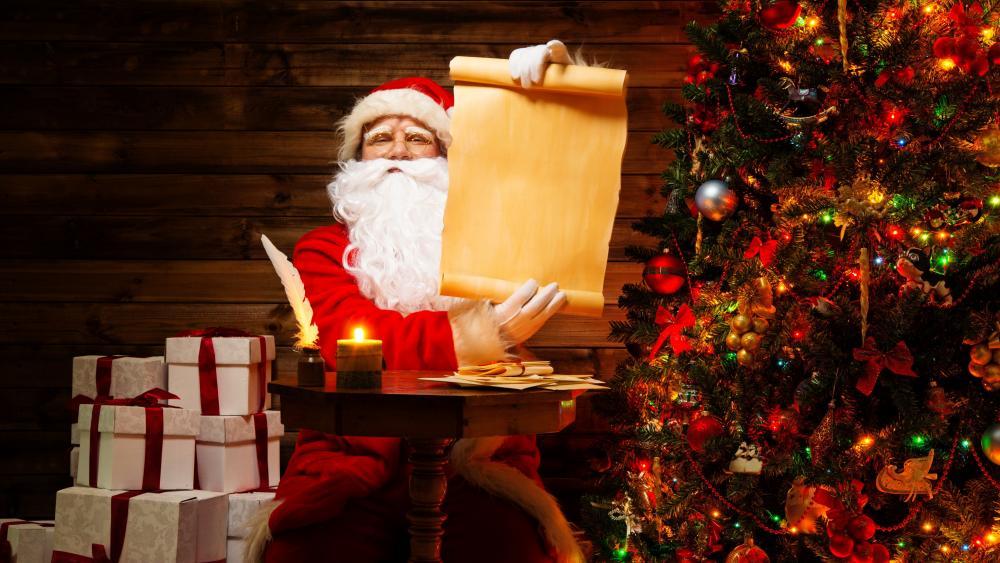 List of Santa Claus wallpaper
