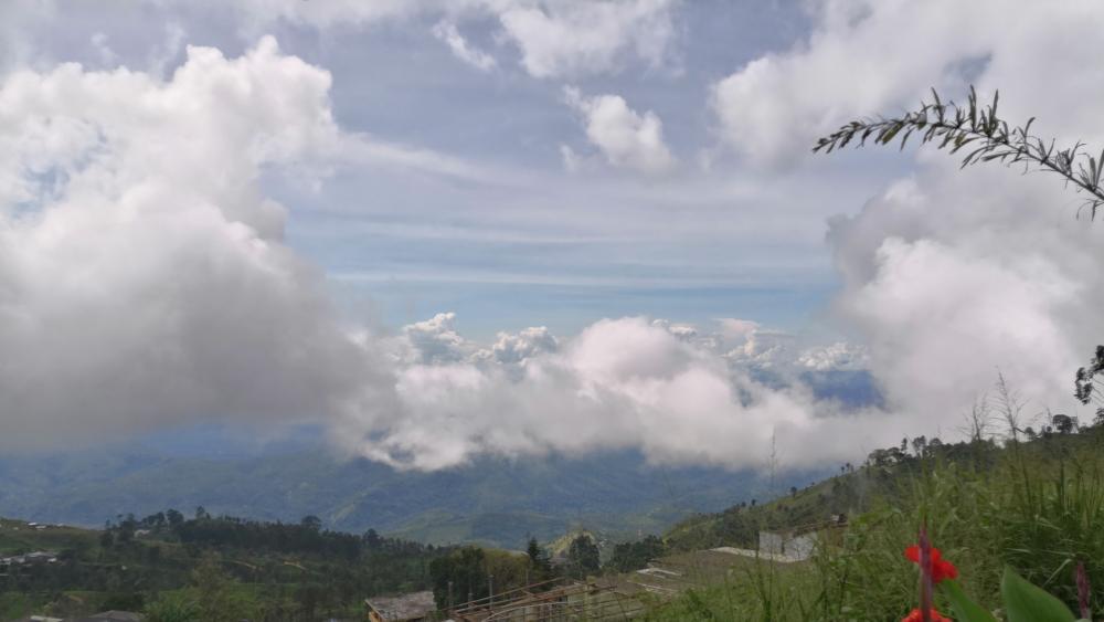 Haputale Sky View wallpaper