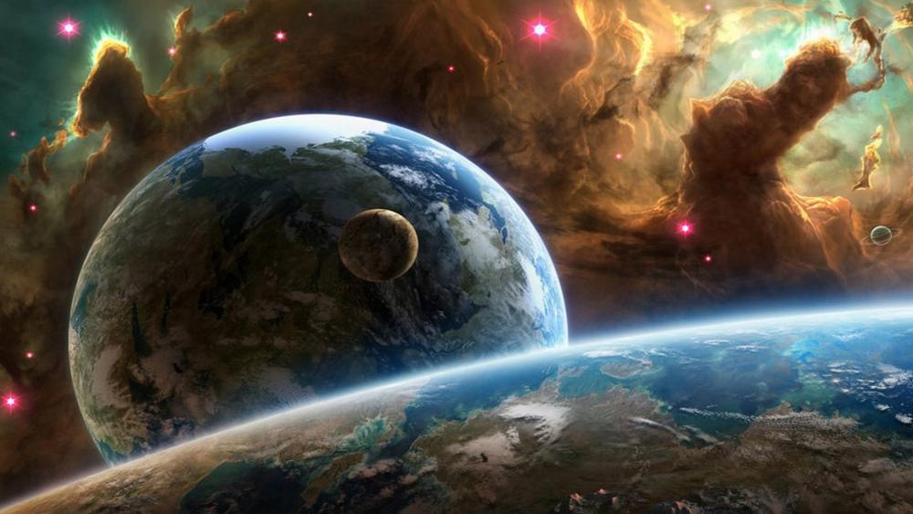 Infinity Universe wallpaper
