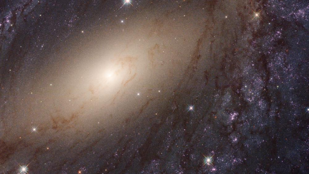 NGC 6744 wallpaper