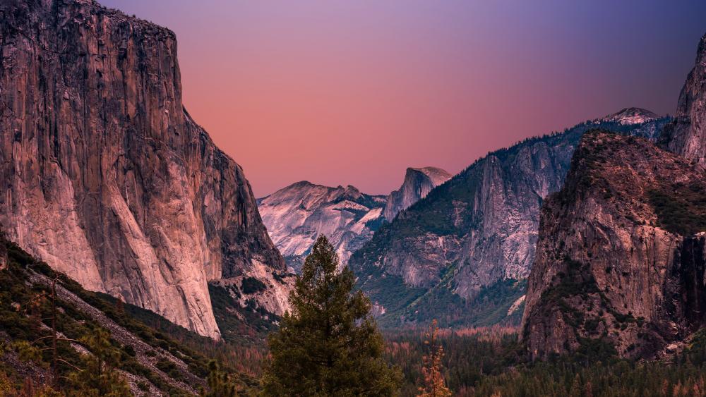 Yosemite Valley, United States wallpaper