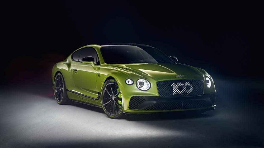 Bentley Continental GT wallpaper