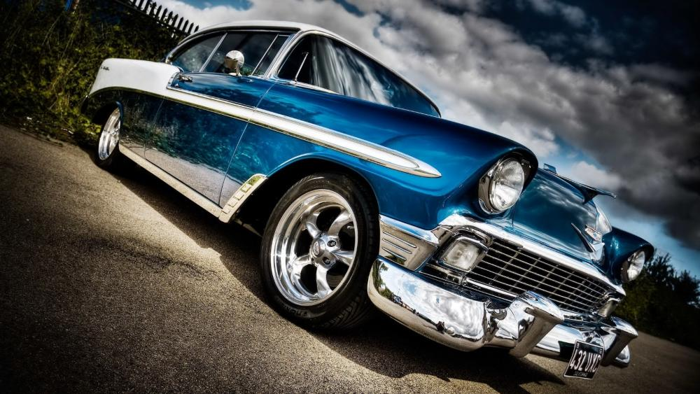 55 CHEVY wallpaper