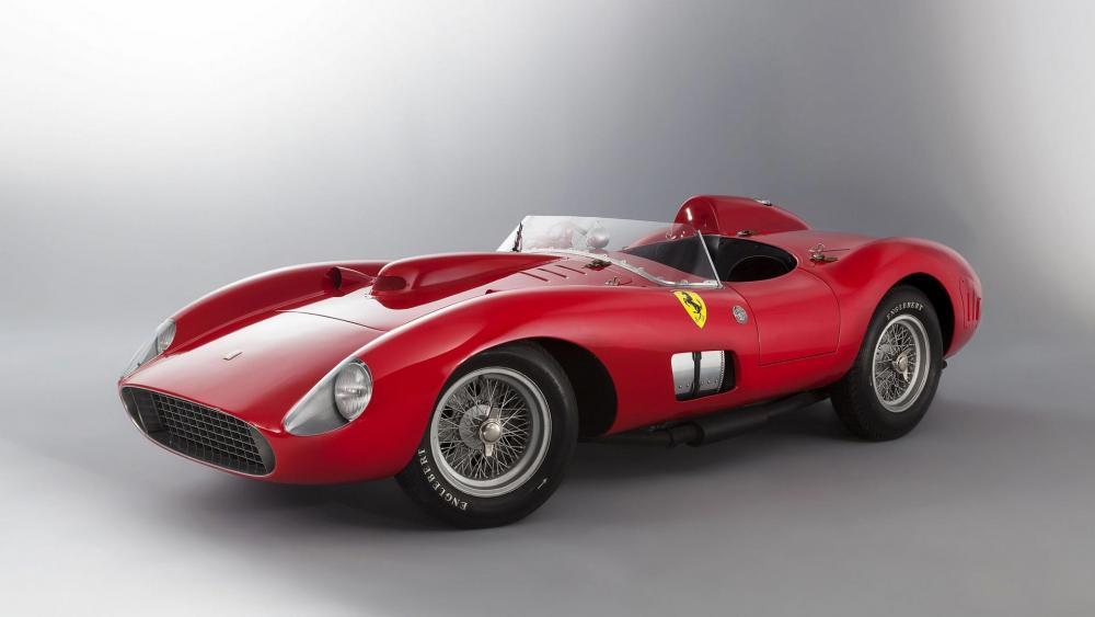 1959 Ferrari 250 Testa Rossa wallpaper