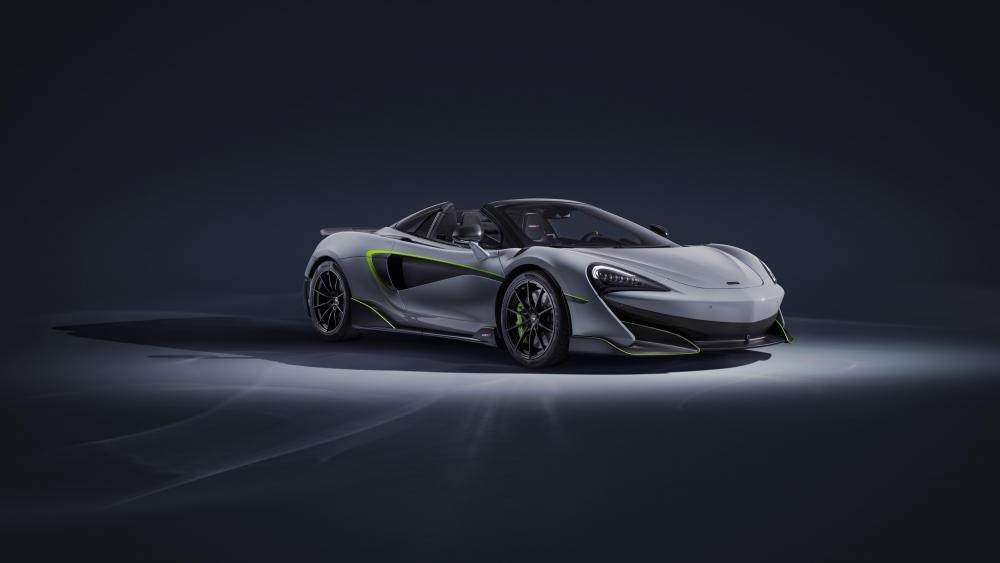 McLaren 600LT Spider wallpaper