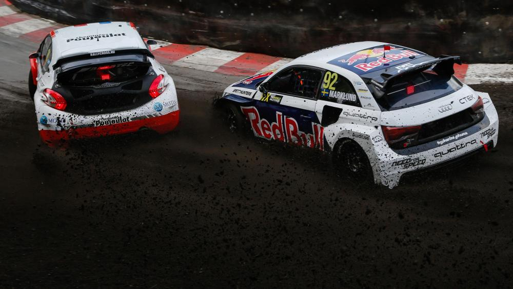 2015 World RX of Germany wallpaper