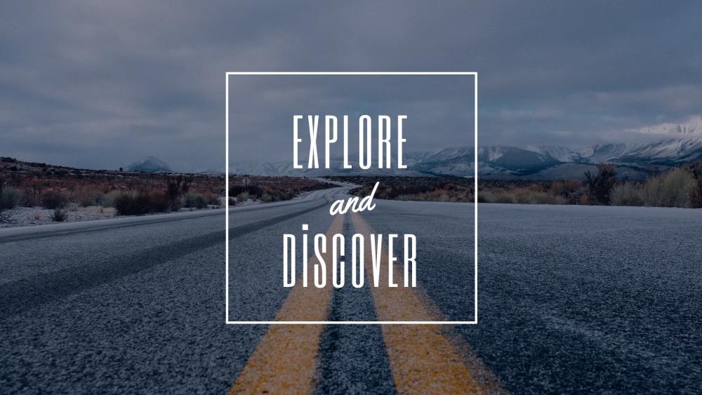 explore & discover wallpaper