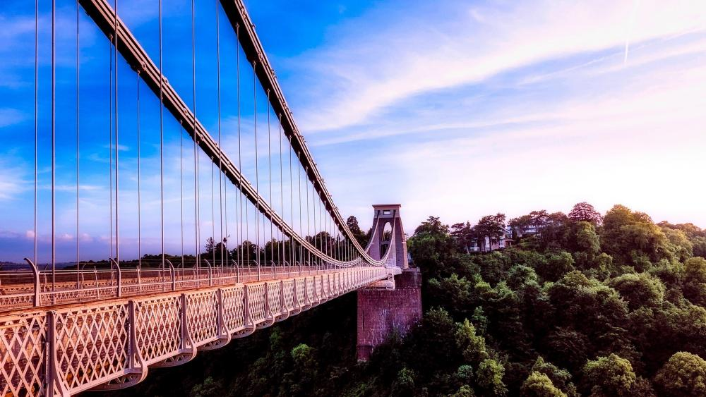 Clifton Suspension Bridge wallpaper