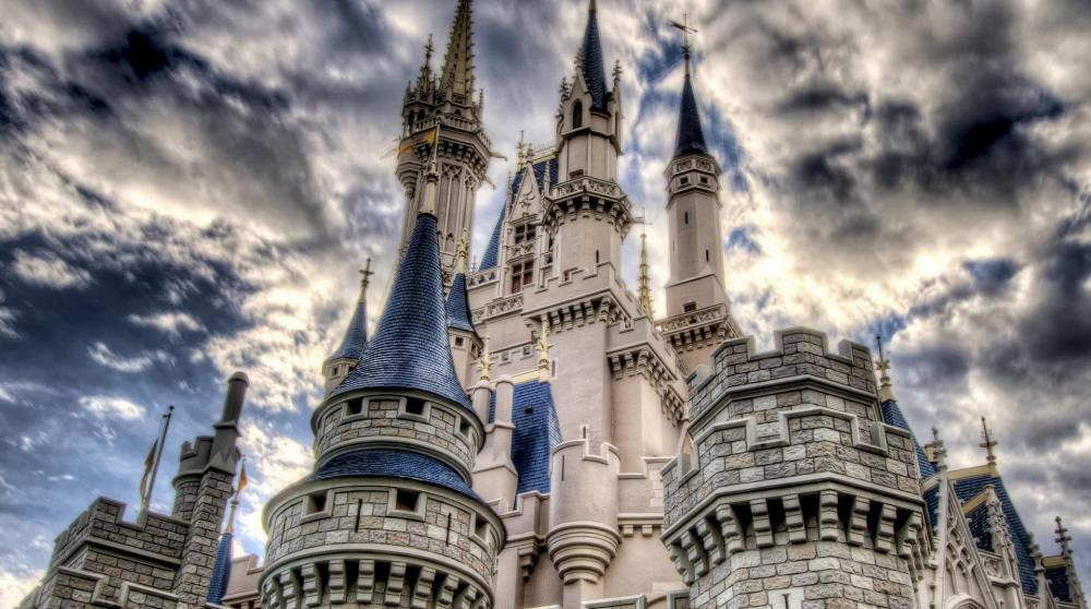 Magic Kingdom Disney World wallpaper