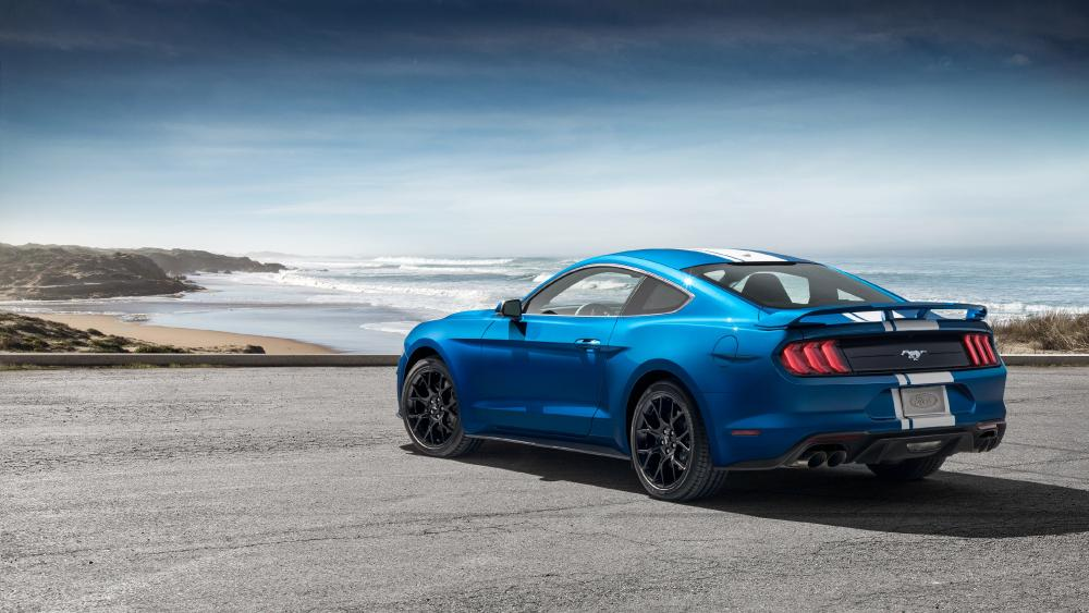 Ford Mustang Ecoboost wallpaper
