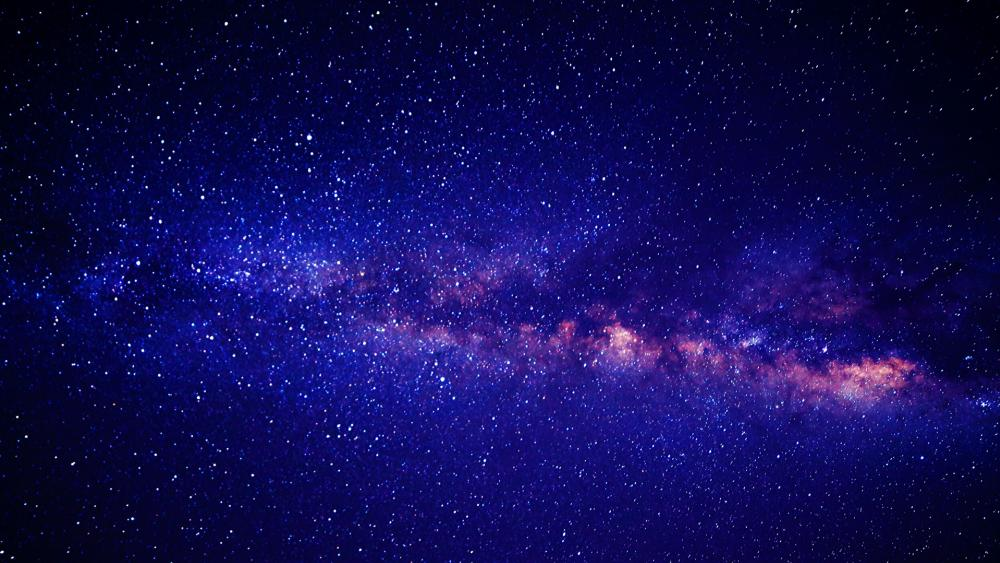 galaxy love wallpaper