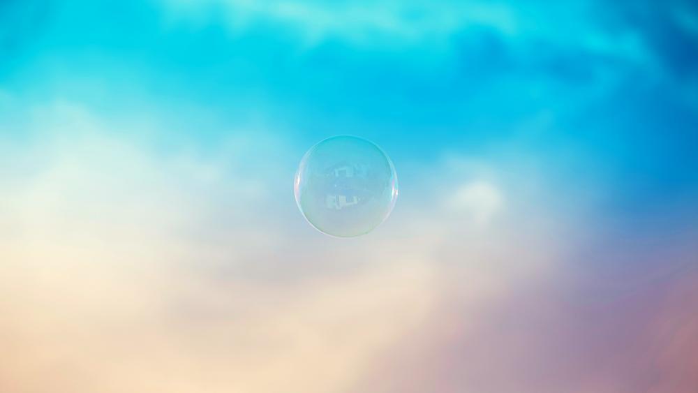 bubble wallpaper