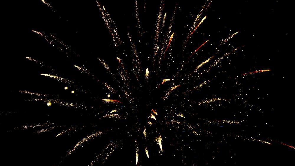 firework wallpaper