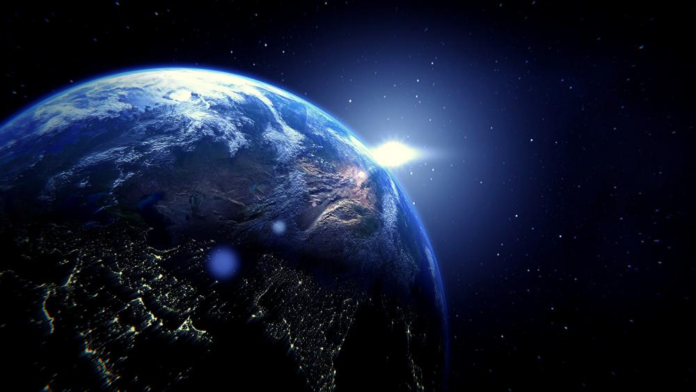 THE MOST BEAUTİFUL PLANET, WORLD ! wallpaper