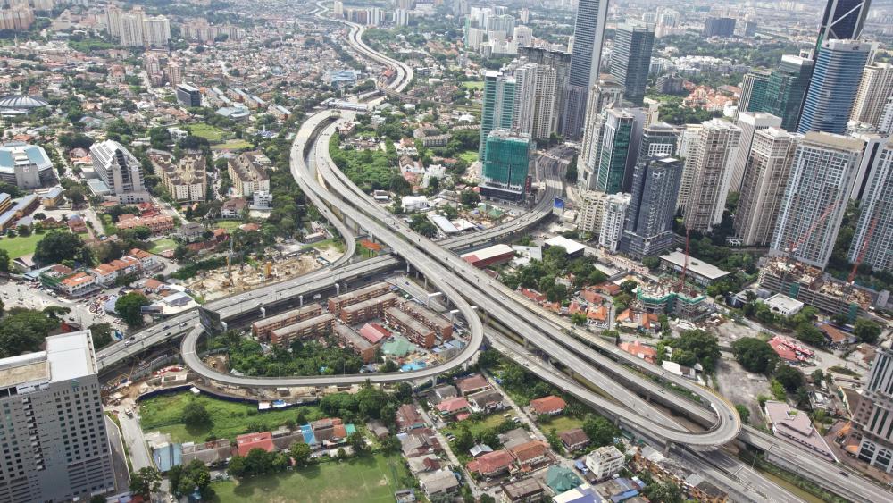 Ampang-Kuala Lumpur Elevated Highway wallpaper