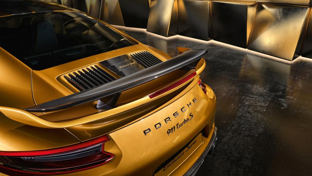 Porsche 911 Turbo S wallpaper