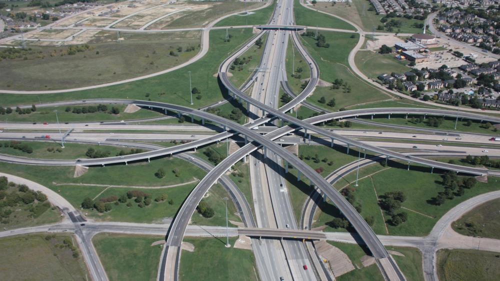 I-30 & I-820 Looking East wallpaper