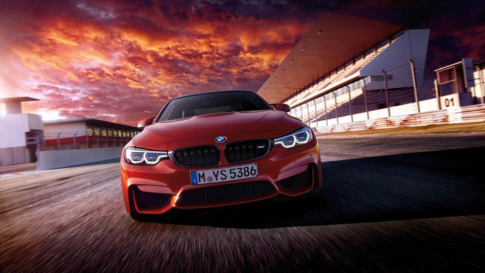 BMW M3 Sports Car wallpaper