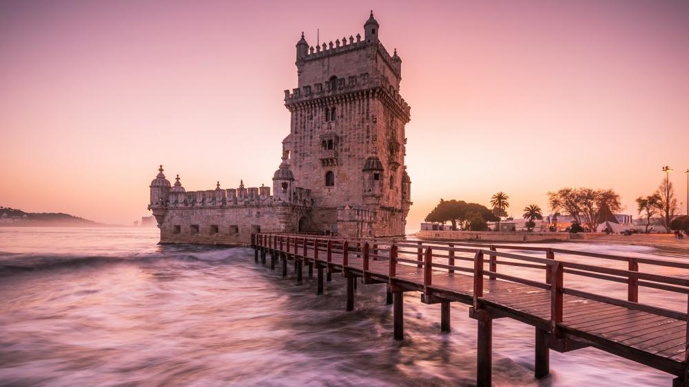 Torre de Belém wallpaper
