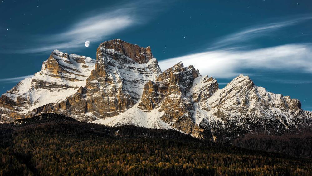 Dolomites Mountains wallpaper